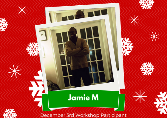 December 3rd Workshop Participant