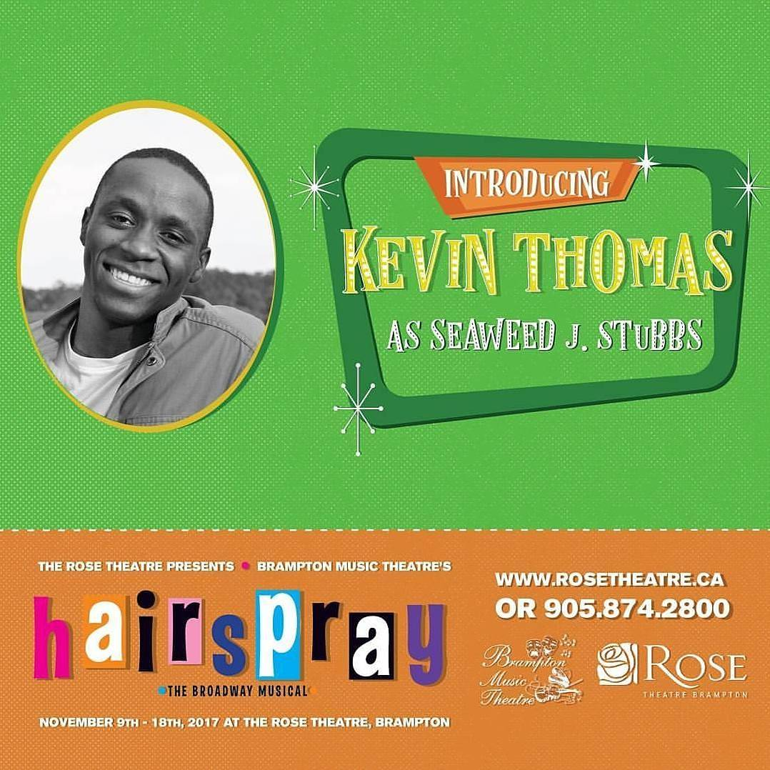Kevin Thomas - Singer and Actor