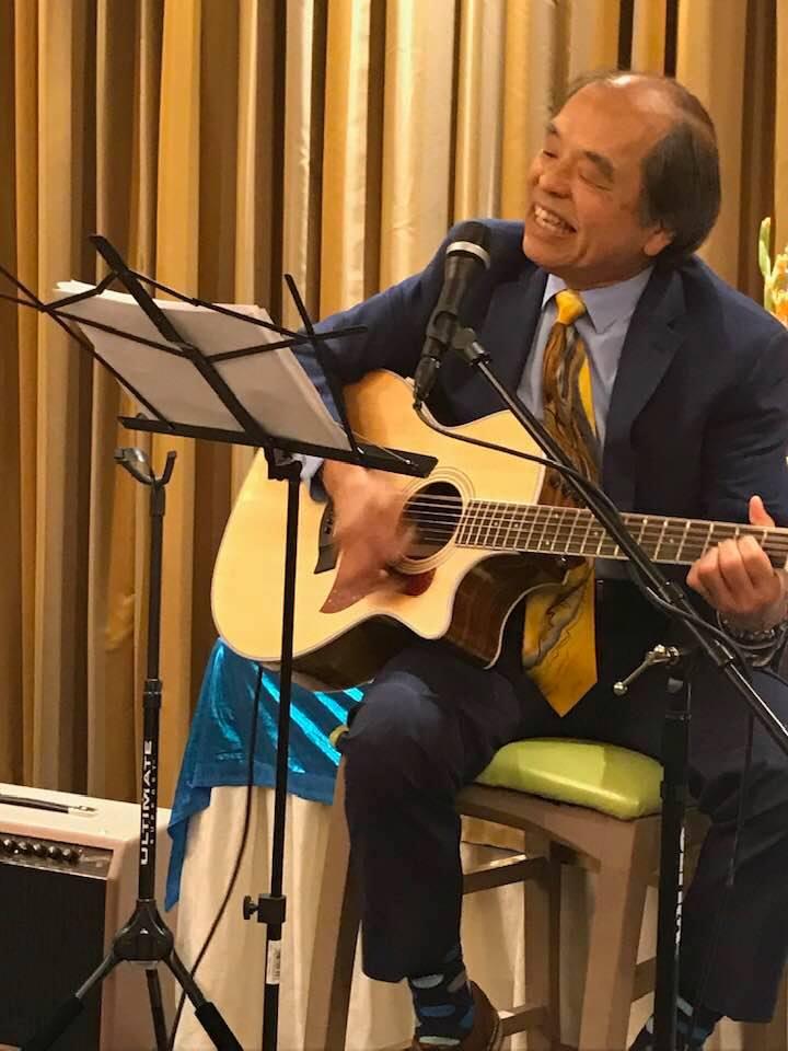 Michael J Tamura Spiritual Teacher, Clairvoyant Visionary
