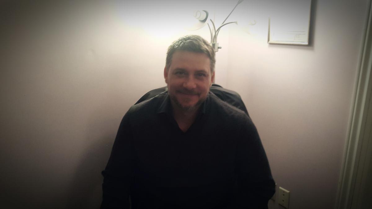 Peter Morrell. -Vocal Science Workshop Participant
