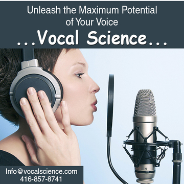 Vocal Science - Maximize your Voice