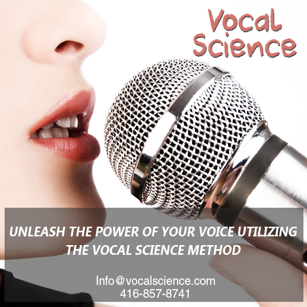 Vocal Science Voice Repair