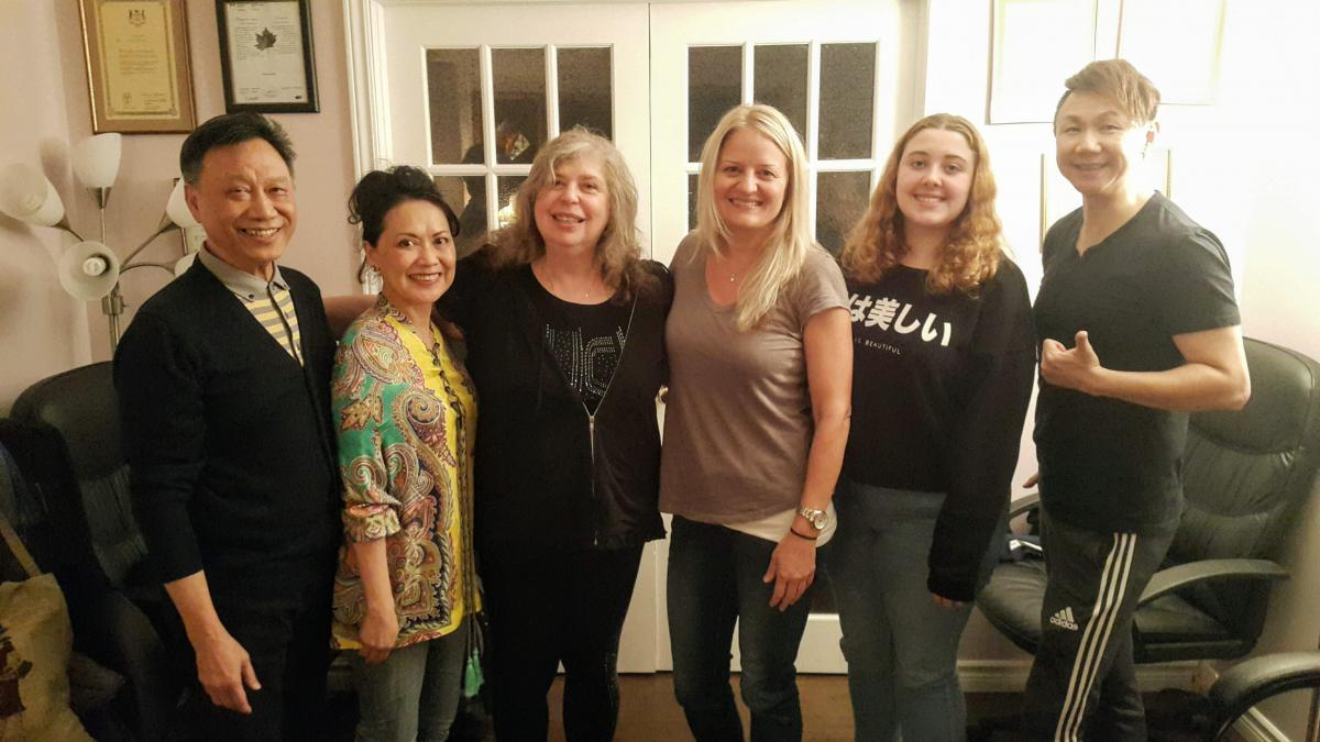 Vocal Science Workshop Participants - September 30th 2018