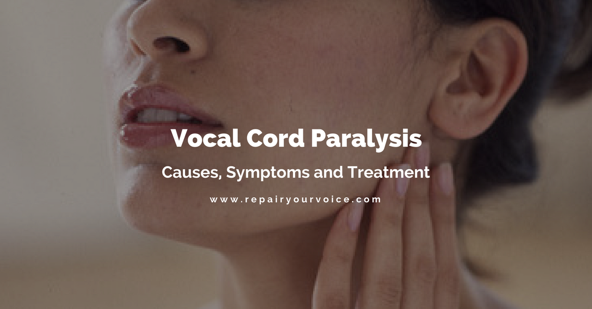 Vocal Cord Paralysis