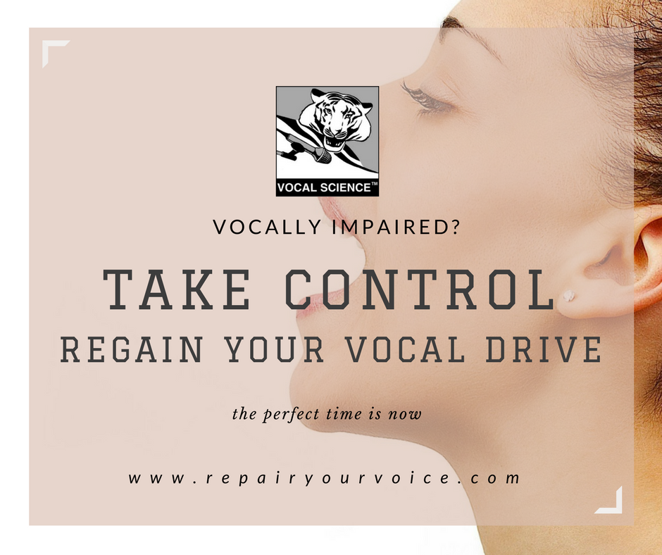 Gain Control of Your Voice!